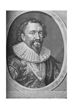 William Herbert, Third Earl of Pembroke, 17th century, (1923) by Robert van Voerst