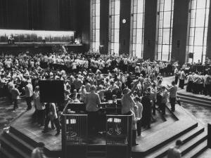 Chicago Board of Trade, as Proposed Wheat Sale to Russia Sends Prices Soaring by Robert W. Kelley
