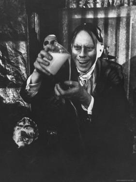 John Zacherle, Star of Shock Theater by Robert W. Kelley