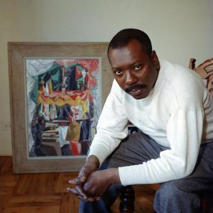 Painter Jacob Lawrence by Robert W. Kelley