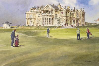 Hesitation at St. Andrews by Robert Wade