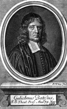 William Bates, Divine by Robert Wallis