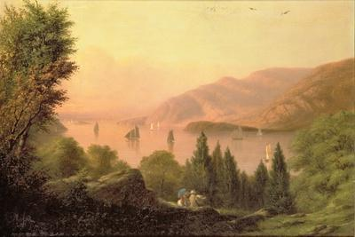 Picnic Along the Hudson, 1881