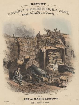Report of Colonel R. Delafield