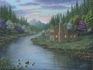 The Cabin by Robert Wavra