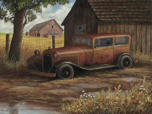 The Old Ford by Robert Wavra