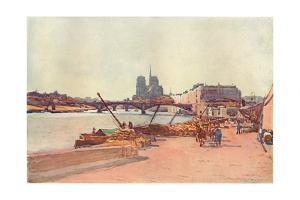 'Paris', c1875 by Robert Weir Allan