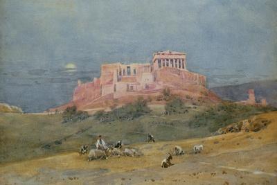 The Acropolis, C.1885