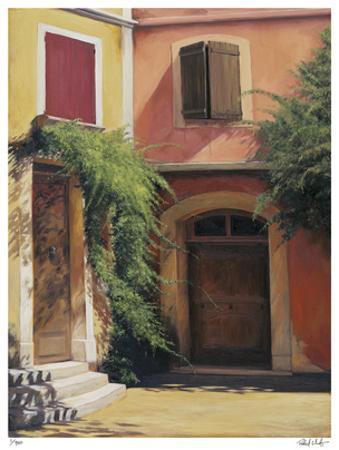 Courtyard in Abruzzia