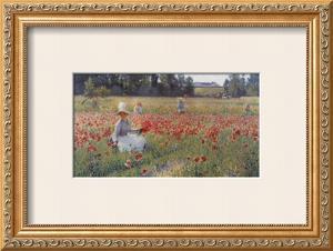 In Flanders Fields by Robert William Vonnoh