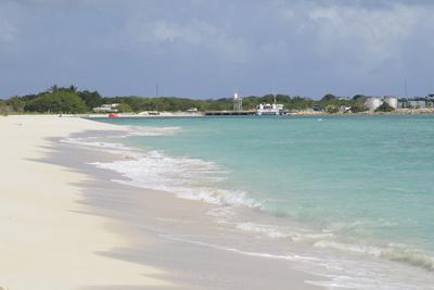 Wonderful Sandy Beach