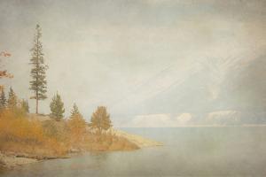 Autumn at the Lake by Roberta Murray