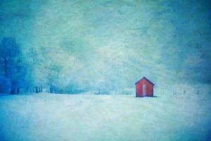 Country Snow by Roberta Murray
