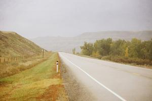 The Misty Highway by Roberta Murray
