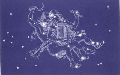 Gemini by Roberta Norton