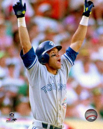 Roberto Alomar Home Run Game 4 of the 1992 ALCS