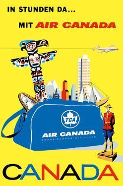 Canada - Air Canada TCA (Trans-Canda Air Lines) by Roberto Floreani
