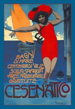 Cesenatico by Roberto Franzoni