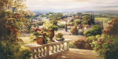 Balcony Paradiso