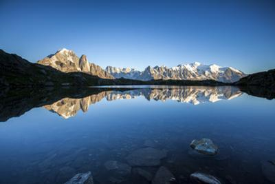Panorama from Lac Des Cheserys by Roberto Moiola