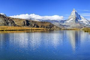 The Matterhorn Reflected in Stellisee by Roberto Moiola