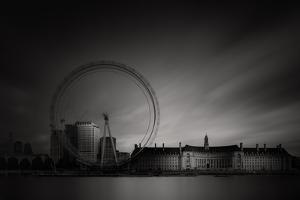 London Eye, Study by Roberto Pagliari