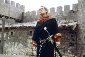 ROBIN AND MARIAN, 1976 directed by RICHARD LESTER Robert Shaw (photo)