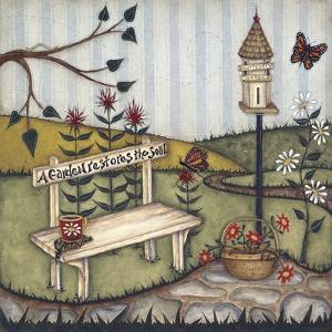 A Garden Restores the Soul by Robin Betterley