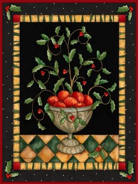 Apples in Dish by Robin Betterley