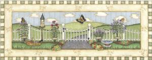 Butterfly Fence by Robin Betterley