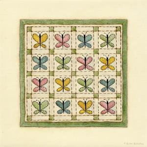 Butterfly Patchwork by Robin Betterley