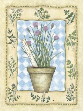 Chives by Robin Betterley