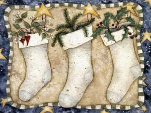 Christmas Stockings by Robin Betterley