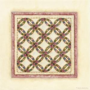 Circle Patchwork by Robin Betterley