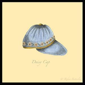 Daisy Cap by Robin Betterley