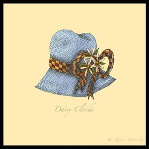 Daisy Cloche by Robin Betterley