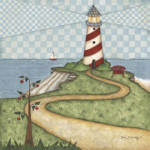 Lighthouse 1 by Robin Betterley