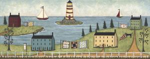 Lighthouse Island by Robin Betterley