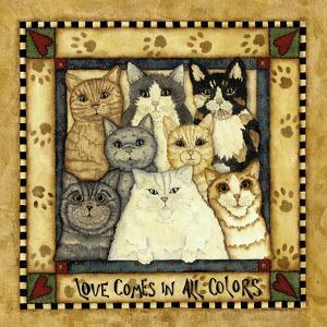 Love Comes in All Colors by Robin Betterley