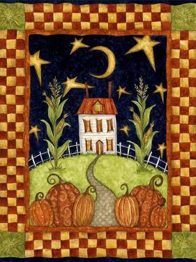 Pumpkin Moon by Robin Betterley