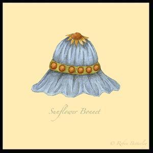 Sunflower Bonnet by Robin Betterley