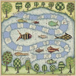 The Fish Game by Robin Betterley