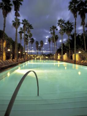 Delano Hotel, South Beach, Miami, Florida, USA by Robin Hill