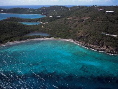 East Coast of St. Thomas, US Virgin Islands by Robin Hill