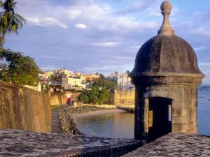 Old San Juan, Puerto Rico by Robin Hill