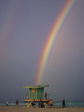 South Beach, Miami, Florida by Robin Hill