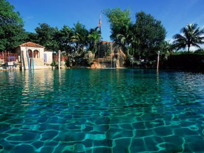 Venetian Pool, Coral Gables, Miami, FL by Robin Hill