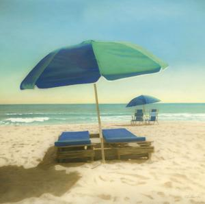 Coastal Blues by Robin Renee Hix