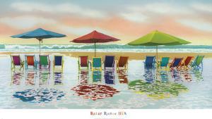 Thirteen Chairs by Robin Renee Hix