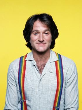 Robin Williams, Mork and Mindy, 1978